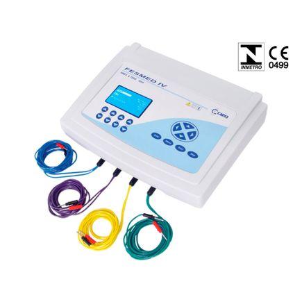 Eletroestimulador-Fes---Tens---Fesmed-IV---04-canais