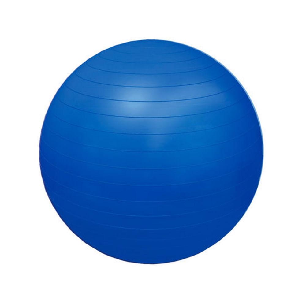 b625fc97ff Bola Suiça p  Ginástica e Pilates - Supermedy - Tamanho 65cm Azul -  CenterMedical