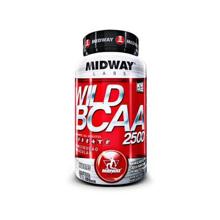 Wild-BCAA---Midway---100-Tabletes