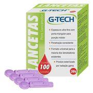 Lancetas-p--Lancetador---G-Tech----Lancetas-p--Lancetador---G-Tech---30g-Caixa-100UN
