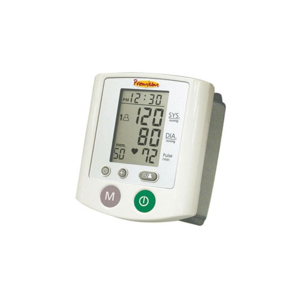 26c36f5a1 Aparelho de Pressão Automático de Pulso - Premium - RS 380 - CenterMedical