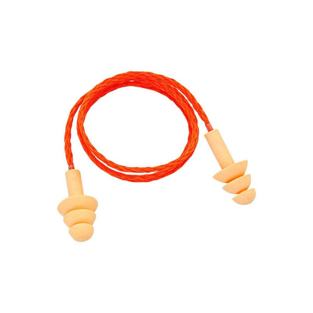 a951d37c0198c Protetor Auricular de Silicone - Supermedy - Tipo Plug - CenterMedical